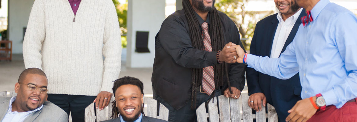 #BlackMenLove: Top 5 Documented Reasons to Love Black Men